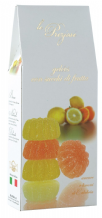 Le Preziose Italian Orange & Lemon Fruit Jellies 200g